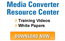 Media Converter Resource Center
